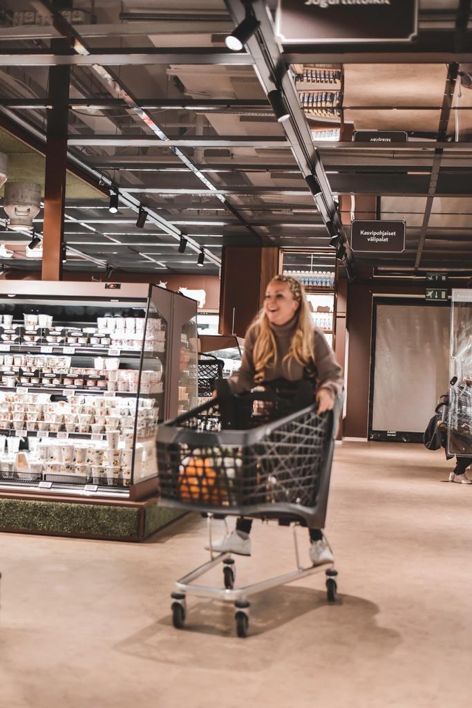 Maailman paras ruokakauppa Järvenpään Citymarket