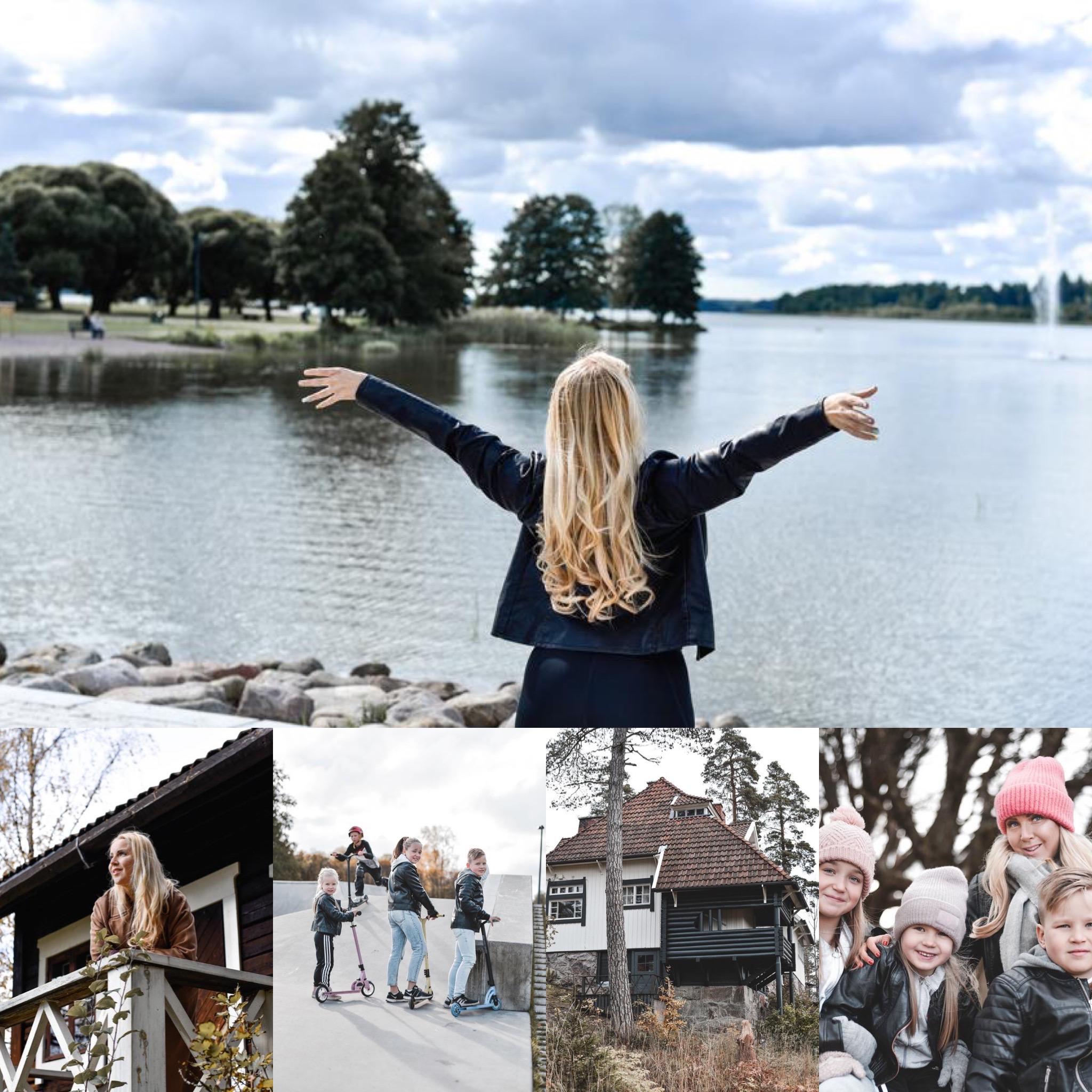 Tällainen(kin) kaupunki Järvenpää on asua.